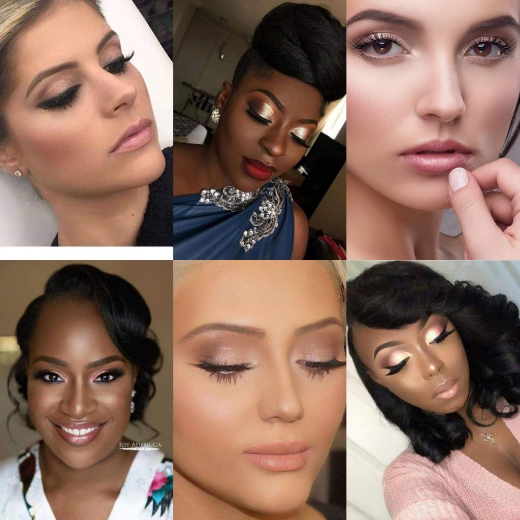 Make Up training