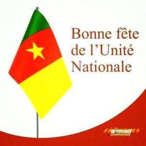 Bonne fête de l'Unité Nationale.